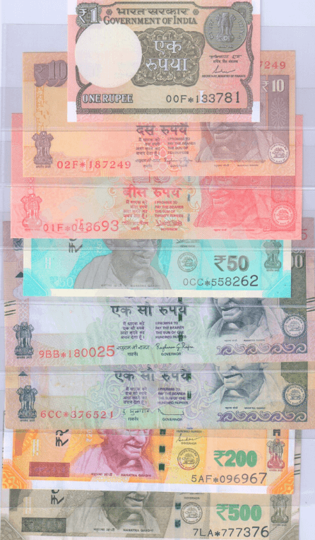 star currency notes